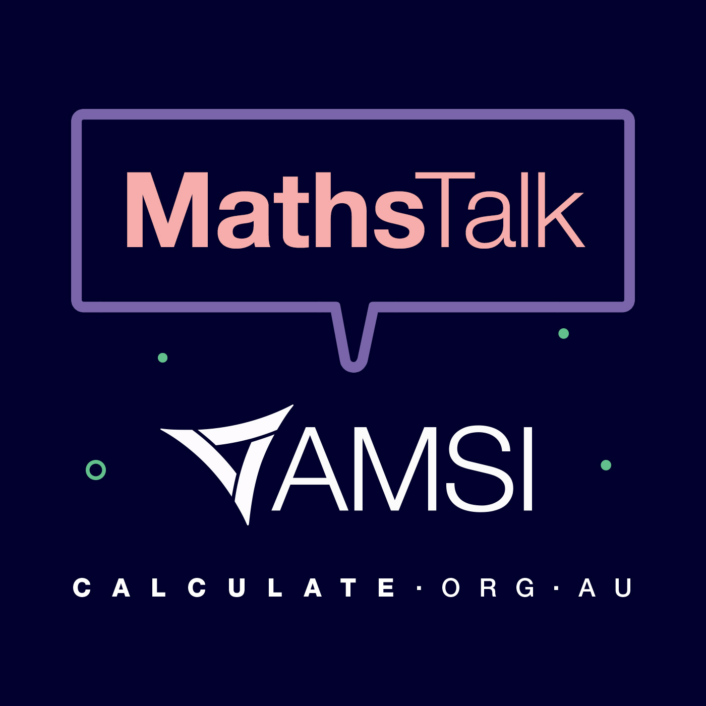 Mathstalk Podcast